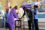 CELEBRATION DE LA JOURNEE CARITAS 2019 A TENKODOGO
