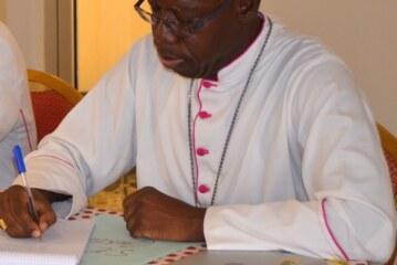 5ème anniversaire de Laudato Si' Message du Président de l'OCADES Caritas Burkina