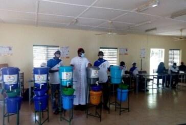 L'OCADES Caritas Gaoua s'arme pour freiner la propagation du coronavirus