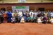 Boucle du Mouhoun : OCADES CARITAS lance le projet EA/14 2020 au profit des personnes déplacées internes