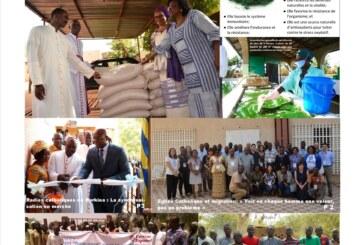 Bulletin d'information de l'OCADES Caritas Burkina/ Mars 2018