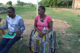 Burkina : « Ils ont le droit de vivre comme des personnes qui vivent sans handicap »