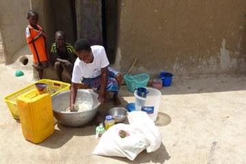 L'OCADES Caritas à Zabré : Pour que le handicap ne soit plus un handicap