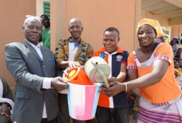 Micro finance du Programme FASO: L'auto-prise en charge communautaire en marche grâce aux CECI