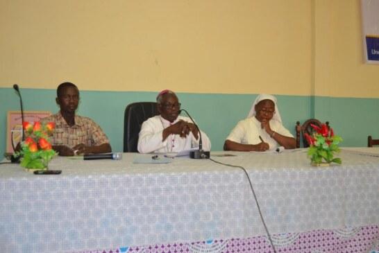 Pastorale sociale de l'Eglise: Diébougou redynamise ses équipes paroissiales d'animation