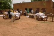 EA-8-2012 : 312 ménages vulnérables reçoivent des vivres à Ouahigouya