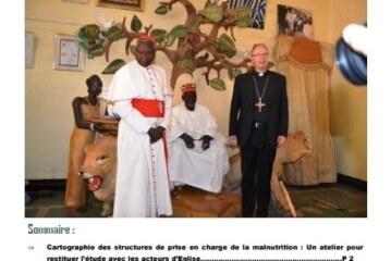 Bulletin d'information de l'OCADES Caritas Burkina/ Mars 2017