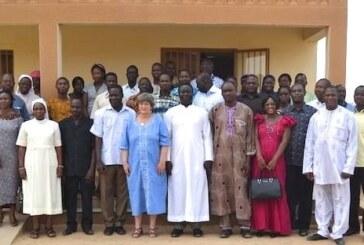 L'OCADES Caritas Burkina forme ses cadres en capitalisation
