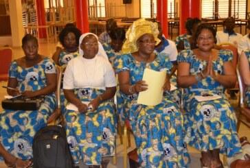 Les femmes à l'honneur à l'OCADES Caritas Burkina
