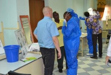 Des médécins formés pour faire face aux maladies infectieuses
