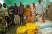 Centre de Rééducation des Handicapés : une célébration eucharistique au profit des malades