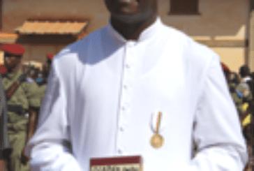 Le SED Koupela  fait chevalier de l'Ordre du mérite burkinabé