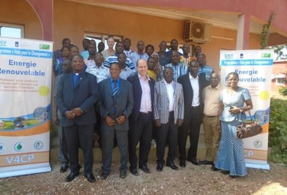 Énergie Renouvelable au Burkina Faso : Un atelier pour mieux outiller les acteurs œuvrant dans la formation technique et professionnelle