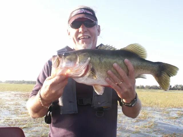 Orange lake fishing ocala florida bass fishing for Florida lake fish