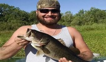 Astor Florida Bass Fishing