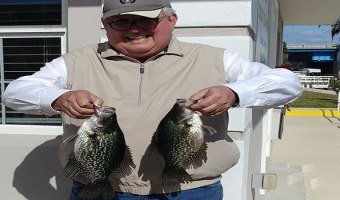 Crappie Speck Fishing