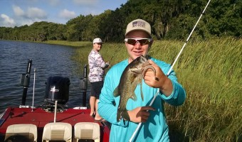 Preparation Bass Fishing Charter