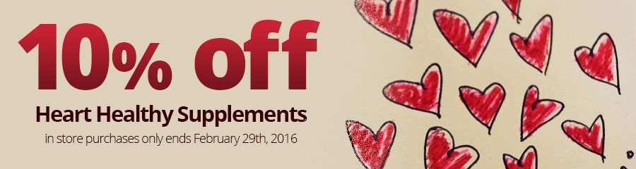 Show Your Heart Some Love – February Special*