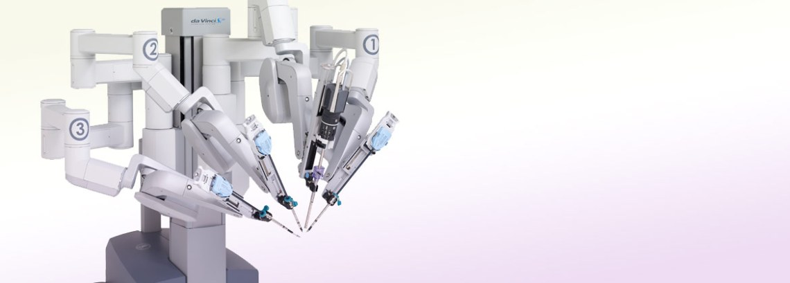 da Vinci Gynecology robotic surgery