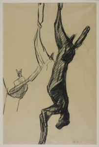 COOKER, PETER_Hanging Hare_1955