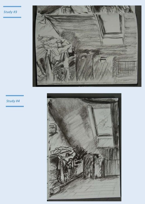 Project Six - Exercise 2: Composition study # 1b