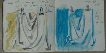 Stefan513593 - project 1 - additional sketchbook studies #3-4