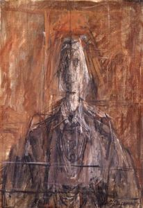 GIACOMETTI, ALBERTO_The artist s mother_1947