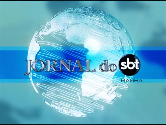 jornal do SBT manhã