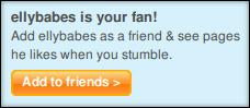 Add Ellybabes as a friend