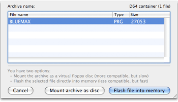 Vice – autostart with a directory | Something Odd!