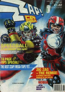 issue 50 of Zzap 64!
