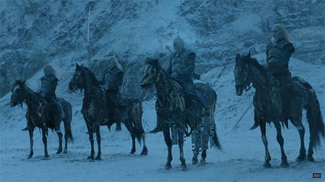 Game of Thrones   O inverno chegou! O que isso significa para Game of Thrones?