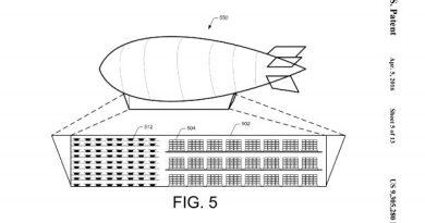 Amazon registrou patente de estoque voador