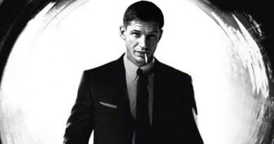 Tom Hardy quer ser o James Bond e quer Christopher Nolan envolvido