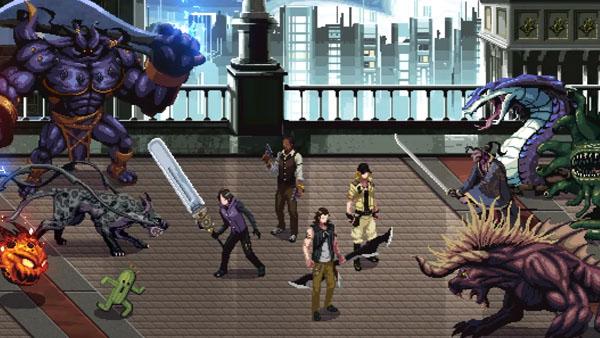 Final Fantasy XV   Game side-scrolling que foi brinde exclusivo para pré-venda será disponibilizado gratuitamente
