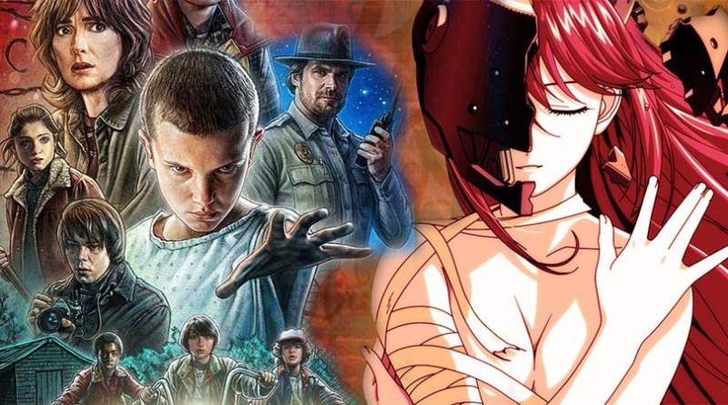 Stranger Things   Elfen Lied também foi fonte de inspiração para série, segundo cocriador