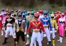 Netflix todas as temporadas de todas as séries de Power Rangers