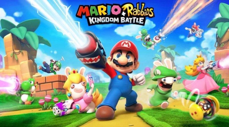 Mario Rabbids | Confira detalhes do jogo e mês de lançamento
