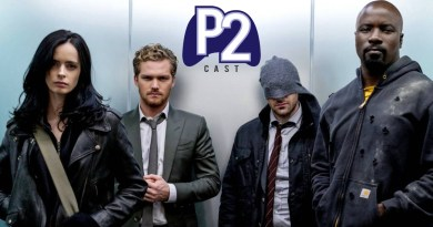 P2Cast #04 – Os Defensores e a Marvel na Netflix