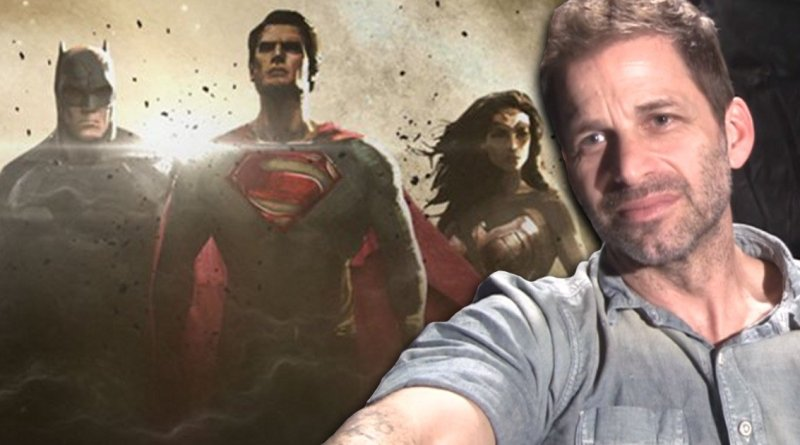 Liga da Justiça | Zack Snyder não retornará à produção do longa e diz confiar no trabalho de Joss Whedon