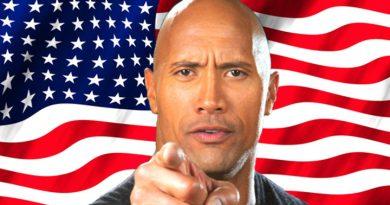 The Rock pode estar realmente cogitando se candidatar a presidência dos Estados Unidos