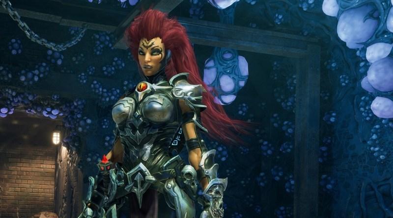 Darksiders 3 | Novo gameplay mostra inimigo poderoso