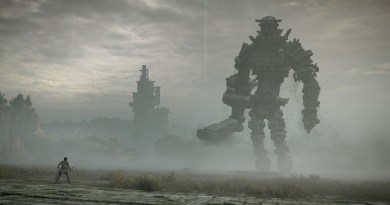 Review | Shadow of the Colossus