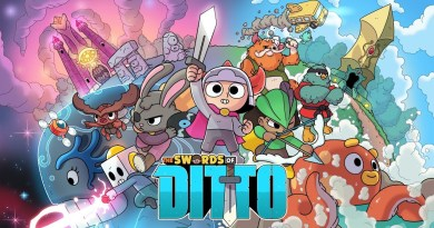 Review | Swords of Ditto