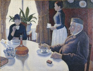 Paul Signac_Dining Room_1886
