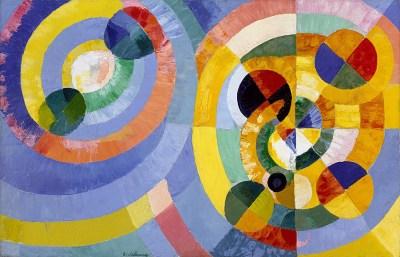 Robert Delaunay_Circular Forms_1930