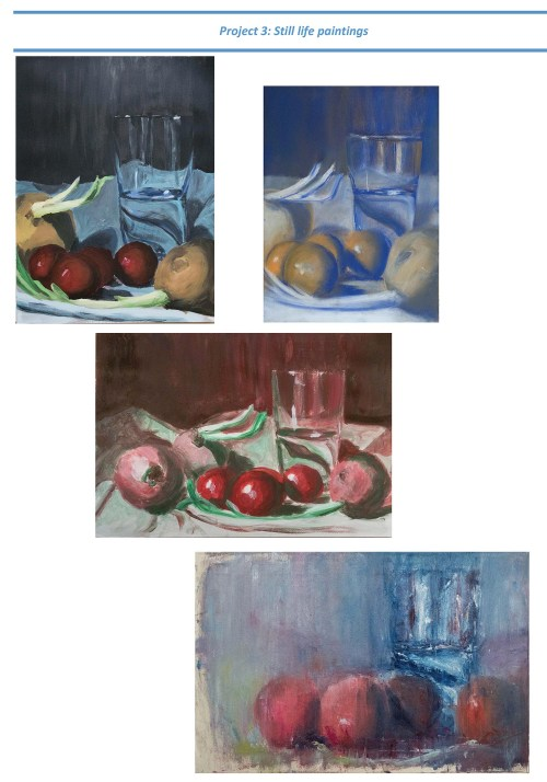Stefan513593 - Project 3 - Still life comparision