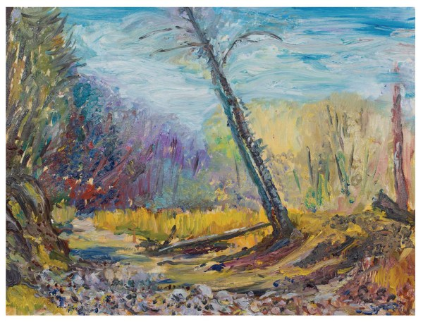 Stefan513593 - Project 4 - Outdoor painting in oil