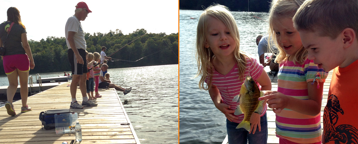 Teach a Girl to Fish