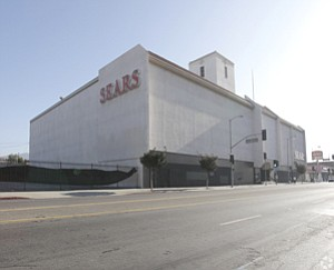 CIM Buys Old Sears Hollywood Site For Development Los